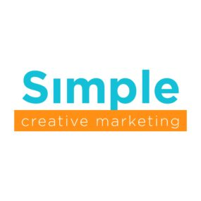 Simple Creative Marketing Logo