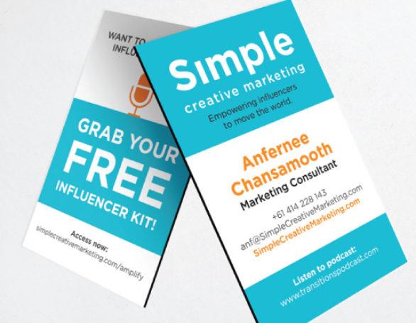 Simple Creative Marketing