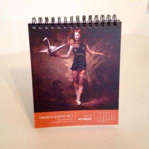 Aquent Talent Calendar front