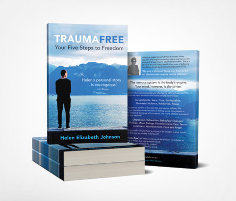 Book Cover Design for Trauma Free