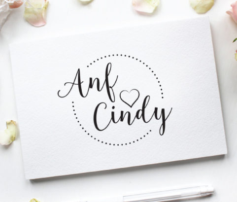 Anf & Cindy Wedding Brand