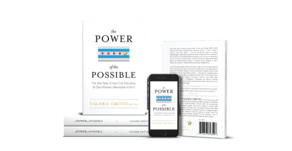 The Power of the Possible Book Cover