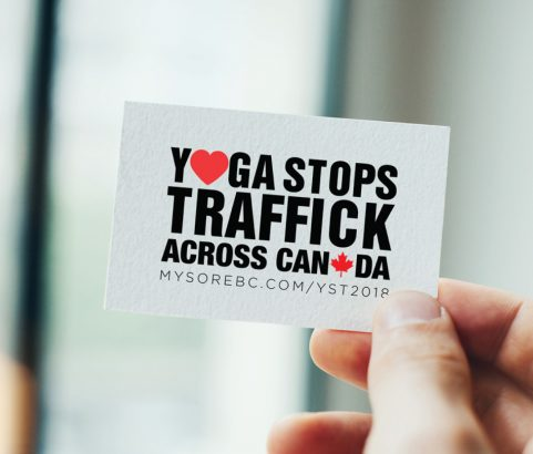 MysoreBC & Yoga Stops Traffick