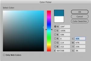 cmyk colour code picker