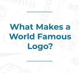 what makes a world famous logo, logo design, branding, famous brands, best branding tips