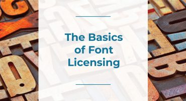 the basics of font licensing, colleen keith design, font license